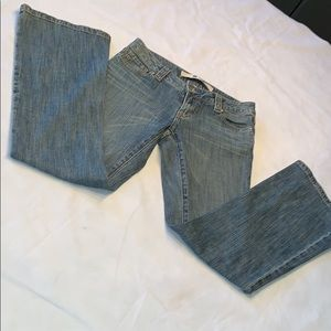 Gap curvy flare jeans 4 P